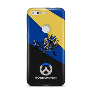Overwatch Junkrat 2 Wallpaper Google Pixel Xl Case Zooocase