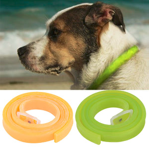 2018 New Waterproof Non-toxic No Insecticides Dog Cat Repel Tick Flea Quick Kill Remover Pet Protection Aroma Neck Collar