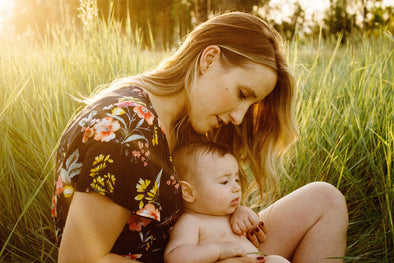 Breastfeeding Overwhelm & How to Face it