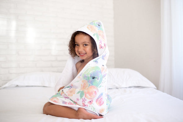 Muslin Hooded Towels