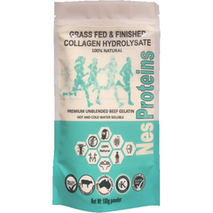 Grass Fed & Finished Collagen Hydrolysate  - Nutraviva 450g