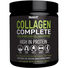 Collagen Peptides - Hydrolyzed Protein