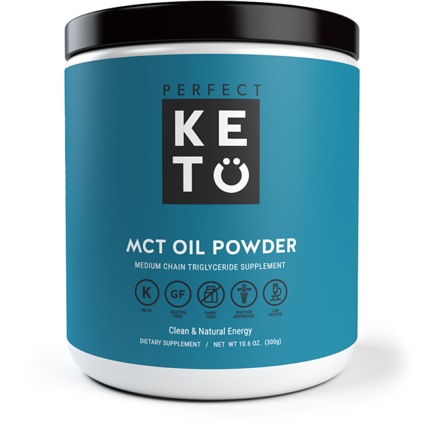 MCT Powder - Perfect Keto - 300g