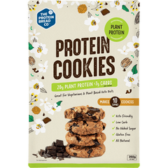 Protein Cookie Mix - Plant Protein PB Co 350g
