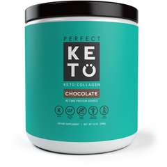 Keto Collagen Low Carb Protein with MCT - Chocolate 344g