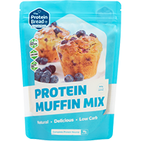 Protein Muffin Mix PB Co 340g