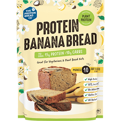 Protein Banana Bread Mix PB Co 340g
