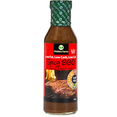 Spicy BBQ Sauce & Marinade - Walden Farms 355ml