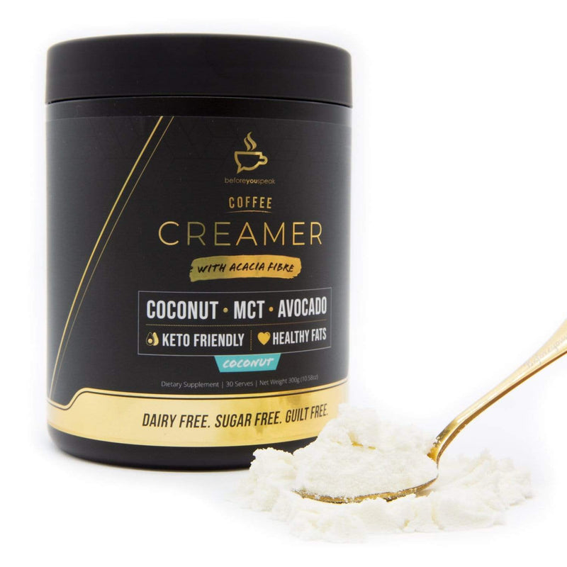 Coffee Creamer - Coconut - Before you Speak 300g