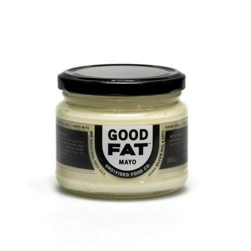 Good Fat Mayo - Undivided Food Co - 280g