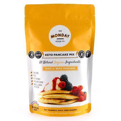 Keto Pancake Mix - Vanilla Bean - Monday Food Co. 215g