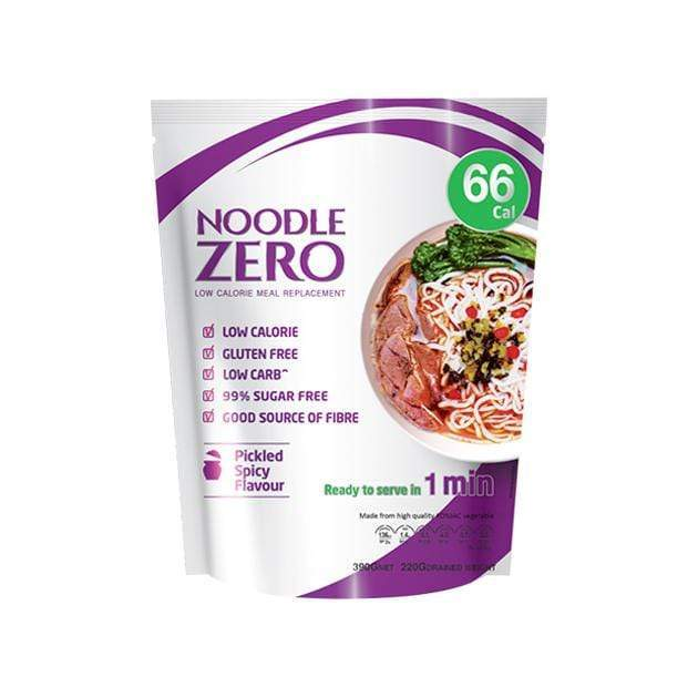 Noodle Zero - Konjac - Pickled Spicy Flavour 375g