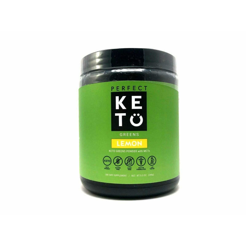 Keto Perform - Perfect Keto - Lemon - 316g