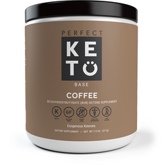 Perfect Keto BHB - Coffee   191g