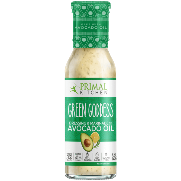 Green Goddess Dressing - 237ml - Primal Kitchen