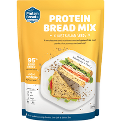 Seeded Protein Keto Bread Mix PB Co 350g