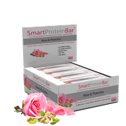 Smart Protein Bar - Rose & Pistachio - Box of 12 - 720g