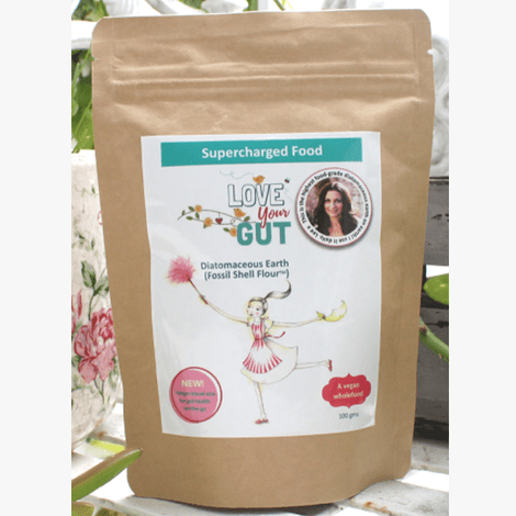 Love Your Gut - Diatomaceous Earth 100g
