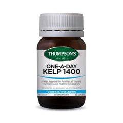 Thompsons One a Day Kelp - 60 Tablets