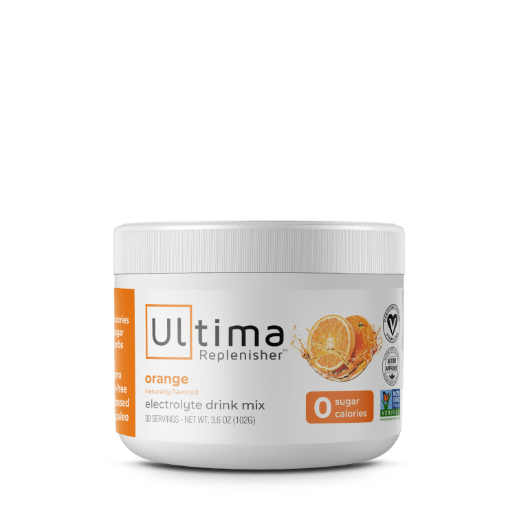 Electrolytes - Ultima Replenisher - Orange - 30 Serves 102g