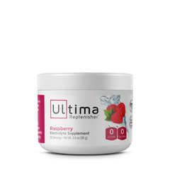 Electrolytes - Ultima Replenisher - Raspberry - 30 Serves 102g