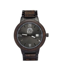 GIANNI VII WOOD WATCH