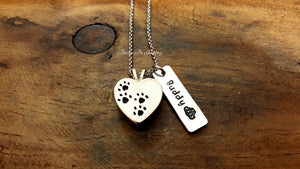 Pet Cremation Urn Necklace-JazzieJ'sJewelry