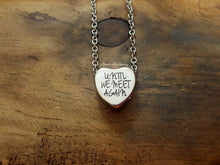 Load image into Gallery viewer, Heart Cremation Urn Necklace-JazzieJ'sJewelry
