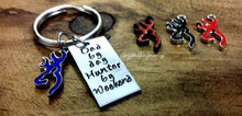 Load image into Gallery viewer, Custom Buck Keychain-JazzieJ'sJewelry