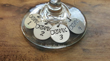 Load image into Gallery viewer, Funny Stemware Wine Charms-JazzieJ'sJewelry