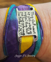 Load image into Gallery viewer, Silk Wrap Bracelet-JazzieJ'sJewelry