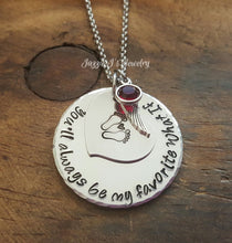 Load image into Gallery viewer, You'll Always Be My Favorite What If Necklace-JazzieJ'sJewelry