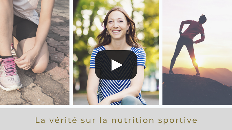 Nutrition et performances sportives