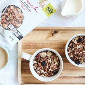 DUO GRANOLA CACAO ET CANNEBERGES