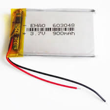 Single Cell LiPo battery