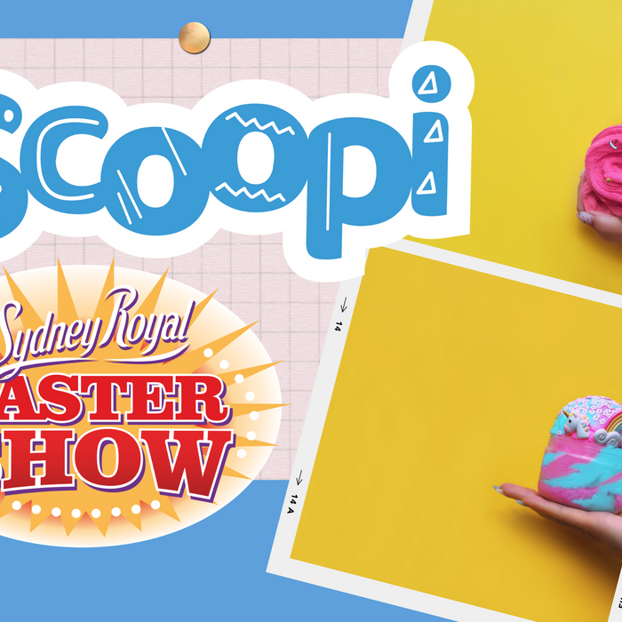 Scoopi x The Sydney Royal Easter Show