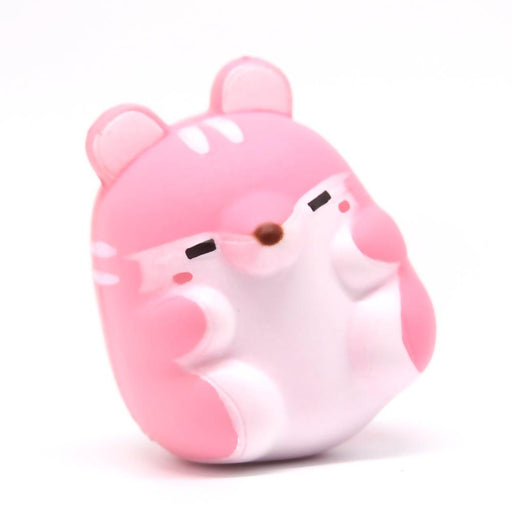 Pink Hamster Squishy