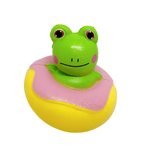 Froggy Donut Squishy