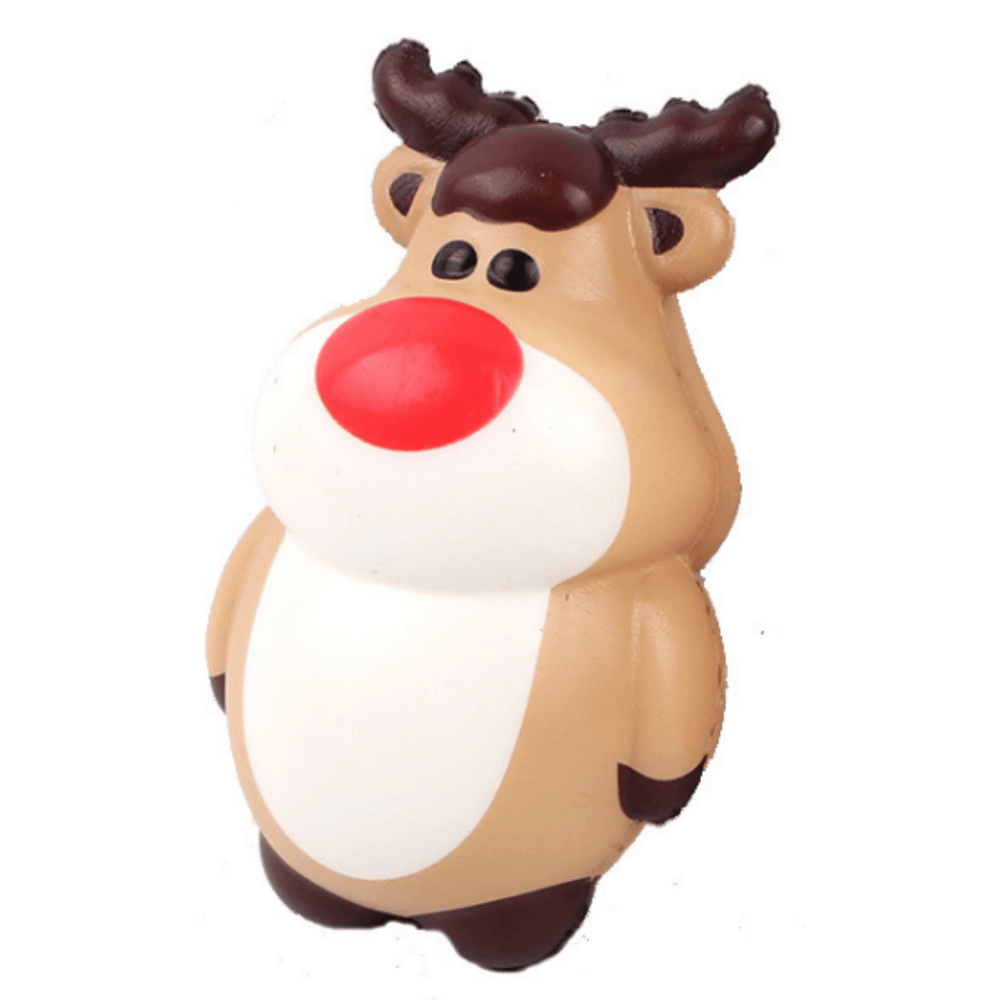 Christmas Reindeer Squishy