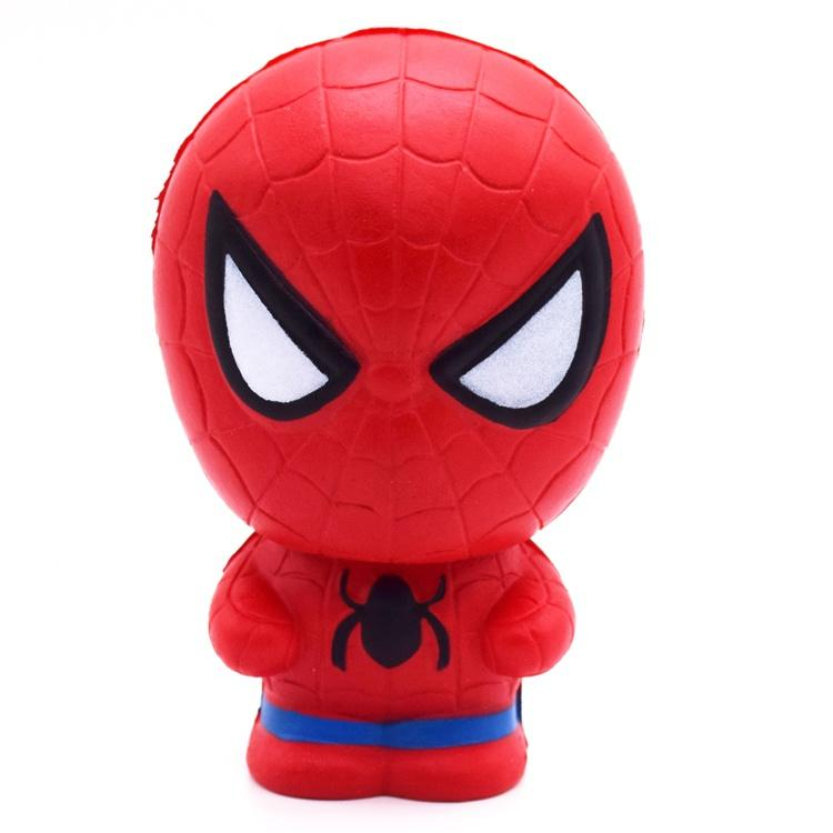 Spiderman Giant Squishy