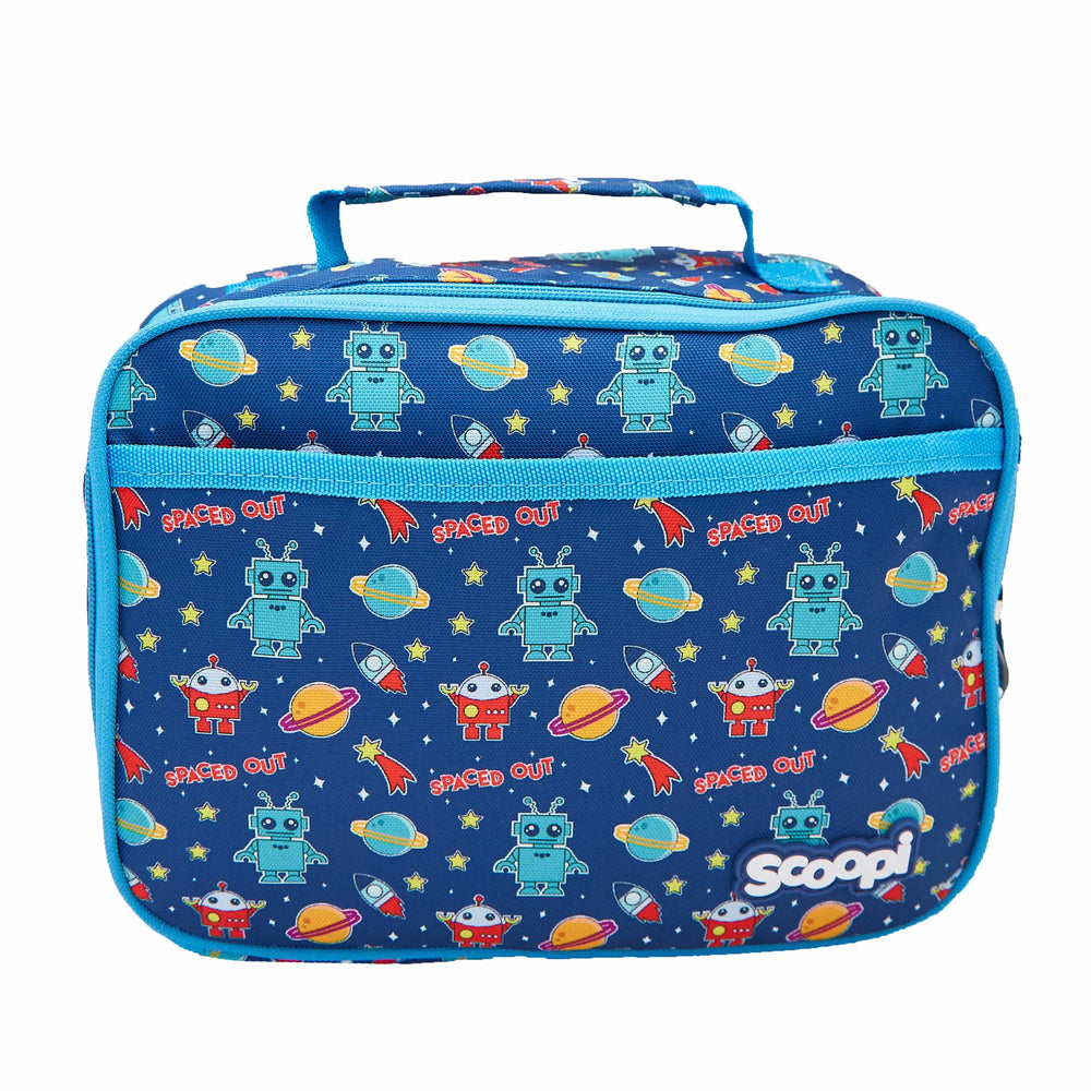Alien Invasion Lunch Bag ( Horizontal )