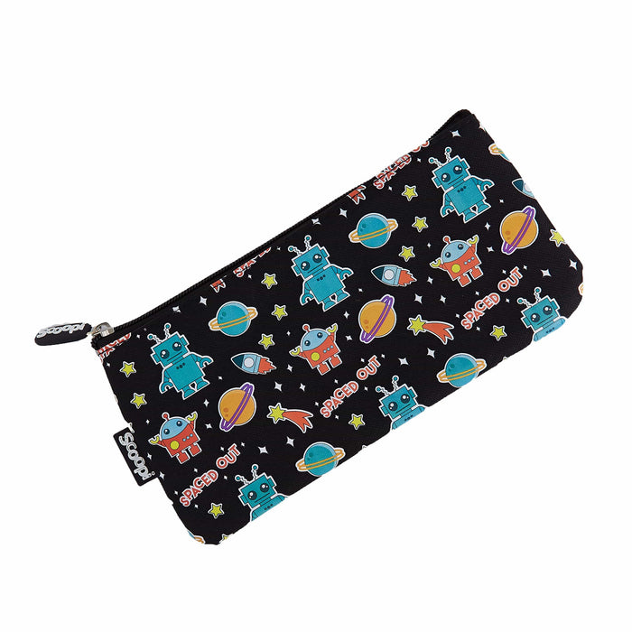 Alien Invasion Pencil Case