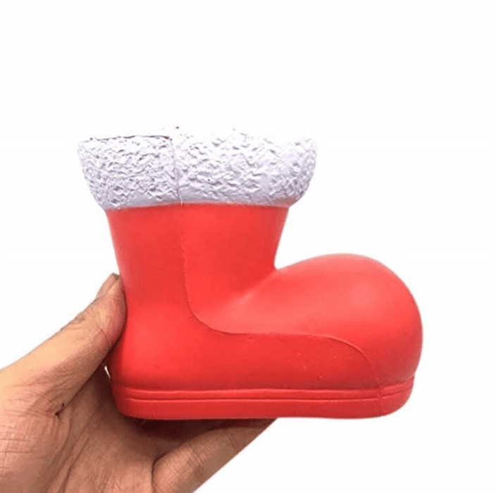 Christmas Shoe Squishy