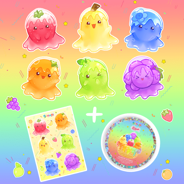 Rainbow Buddies Exclusive Collection