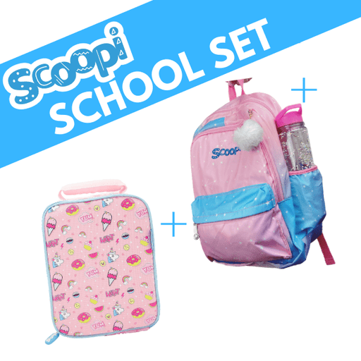 Scoopi School Set