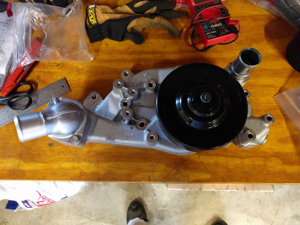 LS3 Water Pump