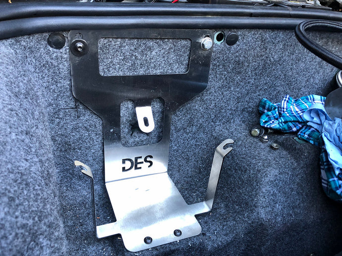 DES Porsche 996 Electric Power Steering Pump - Bracket Only