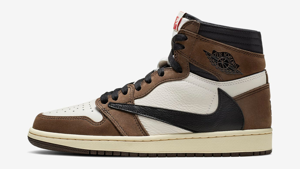 Travis Scott's Air Jordan 1 Collaboration Info