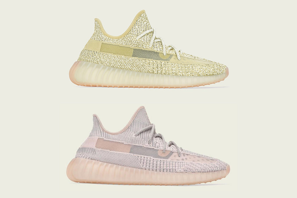 adidas Yeezy Synth and Antila