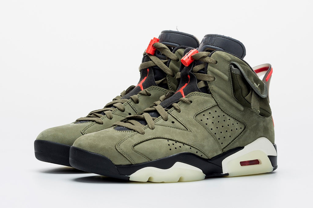 Travis Scott Air Jordan 6